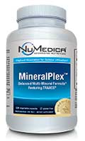NuMedica MineralPlex - 120c professional-grade supplement