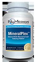 NuMedica MineralPlex 120 capsules
