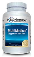NuMedica MultiMedica No Iron