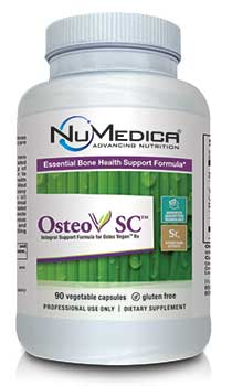 NuMedica Osteo Vegan SC - 90c professional-grade supplement