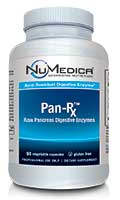 NuMedica Pan-Rx - 90c professional-grade supplement