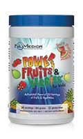 NuMedica Power Fruits & Veggies for Kids - 30 svgs professional-grade supplement