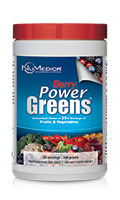NuMedica Power Greens - 30 Servings