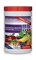 NuMedica Power Greens Premium Berry - 42 servings