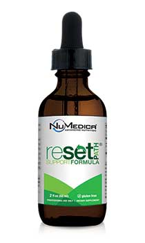 NuMedica Reset PATH Support Formula - 2 fl oz professional-grade supplement