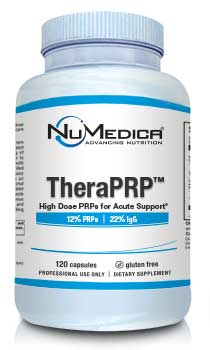 NuMedica TheraPRP Caps - 120c professional-grade supplement