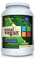 NuMedica Total Vegan Vanilla Protein - 14 servings