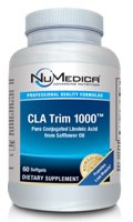 NuMedica CLA Trim 1000 - 60 sfgl professional-grade supplement