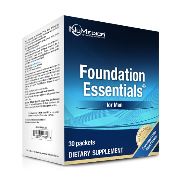 NuMedica Foundation Essentials for Men 30 packets