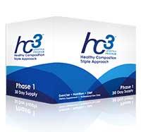 NuMedica hc3 Lifestyle Program Berry - 30 day professional-grade supplement