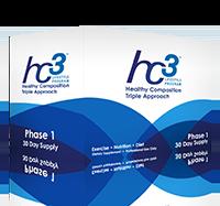 NuMedica hc3 Lifestyle Program 30 day