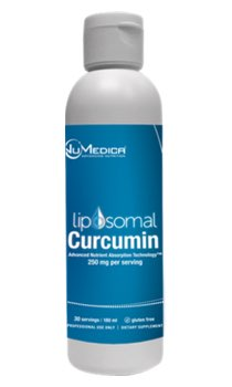 NuMedica Liposomal Curcumin - 180 ml professional-grade supplement