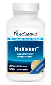 NuMedica NuVision - 90c professional-grade supplement