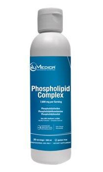 NuMedica Phospholipid Complex - 360 ml professional-grade supplement