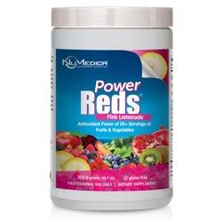 NuMedica Power Reds Pink Lemonade - 30 Servings