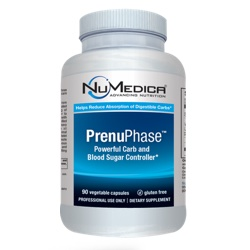 NuMedica PrenuPhase 90 Capsule professional-grade supplement