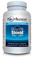NuMedica Seasonal Shield - 120 Capsules