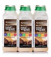 NuMedica Total Vegan Mocha Protein - 6-pack