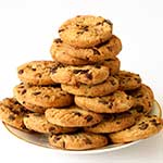Plate of Cookies