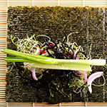 Raw Nori Roll Spread recipe