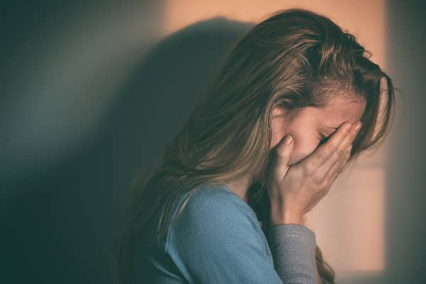 stress can cause unhealthy weight loss, there are remedies