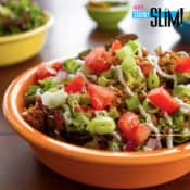 broad variety of healthy foods on the Suddenly Slim diet