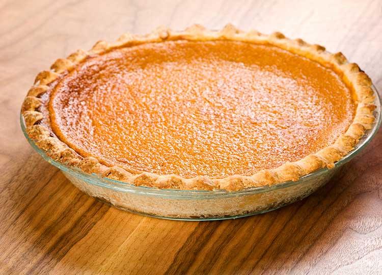 Sweet Potato Pie Filling recipe image