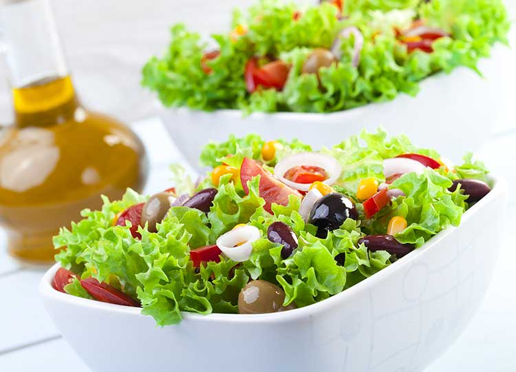 Tex-Mex Salad recipe