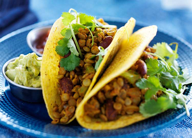 Sunny Carrot Walnut Taco Meat recipe image